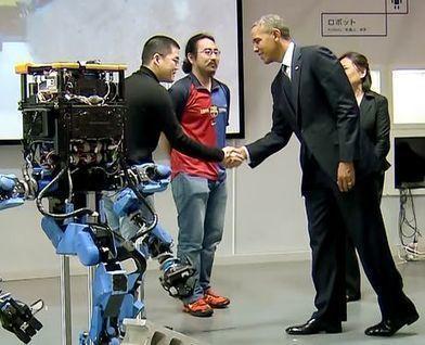 INSIGHT: Google gobbles up Japanese robot technology - AJW by The Asahi Shimbun | Technological Unemployment | Scoop.it