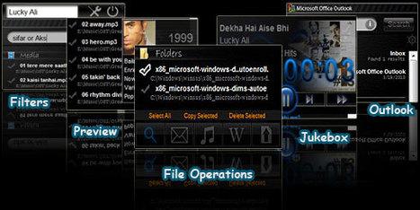 InSight Desktop Search :: Search for files| Search for music| Search for Emails| Search Wikipedia. | Trucs et astuces du net | Scoop.it