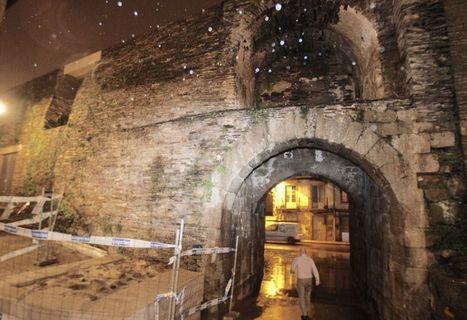 Lugo: Ingeniería romana dentro de la propia Muralla | LVDVS CHIRONIS 3.0 | Scoop.it