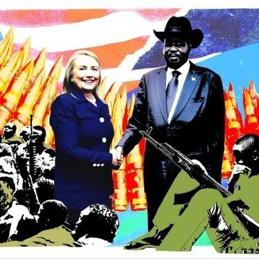 #HillaryClinton's State Department Gave #SouthSudan 's Military a Pass for Its #ChildSoldiers  #HillaryThisEvilPerson | News in english | Scoop.it