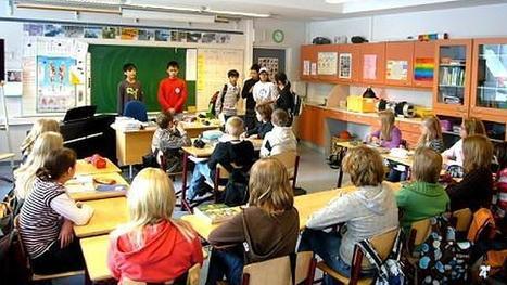 Las cinco nuevas coordenadas de la educación en Finlandia   Currículo   Scoop.it