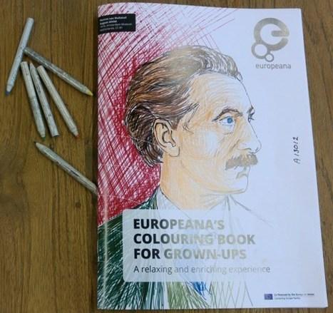 ColorOurCollections. Des coloriages proposés par les plus grandes bibliothèques au monde – Les Outils Tice | Humanidades digitales | Scoop.it