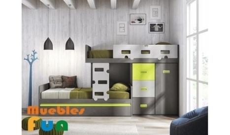 Tips para decorar un dormitorio juvenil moderno | Salud, Estética y más | Scoop.it
