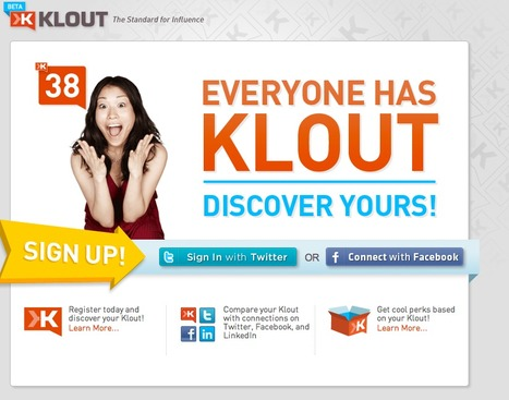 The Klout Story – Part 1 – Are You Reading Between The Lines? | Social Media, Pointedly | All in one - Social Media ROI | Scoop.it