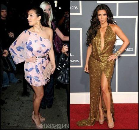 Kim Kardashian Dresses Trend | Fashion Faz | Celebrity Style Trends | Scoop.it