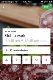 Cal Is A Beautiful, Smart Android & iOS Calendar App From Any.DO | Daily Magazine | Scoop.it