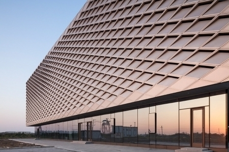 Daylighting + Innovative Facade Technology at the Nantong Museum by Henn Architekten | sustainable architecture | Scoop.it