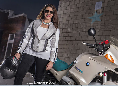 The Fashionista with an Iron Butt - MOTORESS | Motorcycle Rider Today | Scoop.it