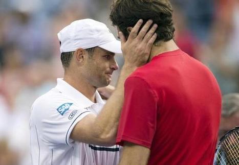 Il pianto di Roddick per l'addio al tennis | JIMIPARADISE! | Scoop.it