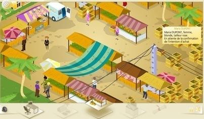 Les «jeux sérieux», nouvel outil pédagogique | La-Croix.com - Éducation | Sujet et identité en éducation numérique | Scoop.it