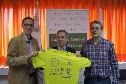 Kilómetros de solidaridad en la lucha contra el cáncer - ileon.com   A Santiago Contra el Cáncer 2013   Scoop.it