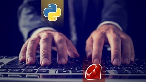 Python and Ruby programming Complete step-by-step Tutorial   Bazaar   Scoop.it
