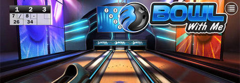 Bowl with me - An Addictive Bowling Game - WebAppRater | ANDROID APPS REVIEW | Scoop.it