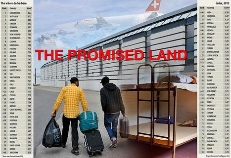 L'OCDE propose des alternatives pour l'asile en Europe | Options Futurs Rio+20 | Scoop.it