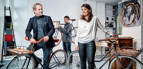 Ces start-up du luxe qui mêlent design, artisanat et made in France | Teaching | Scoop.it