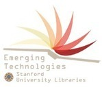 Emerging Technologies | Identify, Test, and Assess New Library Technologies | More TechBits | Scoop.it
