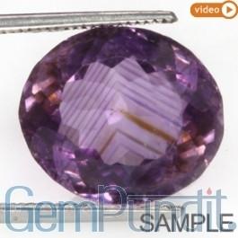Buy Amethyst (Jamunia) Gemstone Online with Best Prices at GemPundit | GemPundit | Scoop.it
