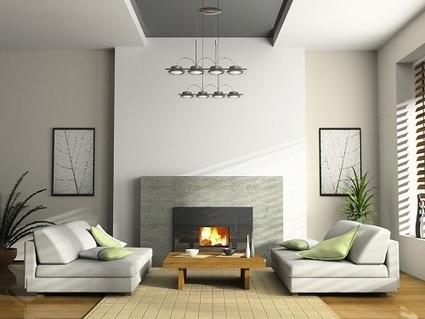 White Living Room Design Ideas | Home Design | Home Design | Scoop.it