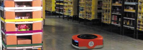 Automatisation des entrepôts logistiques, la cohabitation réussie | Ressources humaines | Scoop.it