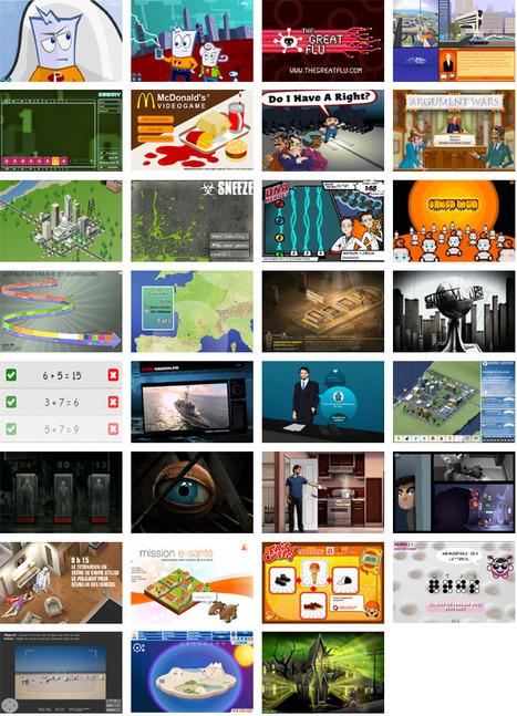 """Juegos """"serios"""" para la educación - Listes de jeux sérieux pour l'éducation et l'orientation professionnelle   Videojuegos serios   Scoop.it"""