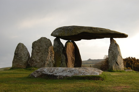 Pentre Ifan, Pembrokeshire An Early Neolithic... | Pembrokeshire | Scoop.it