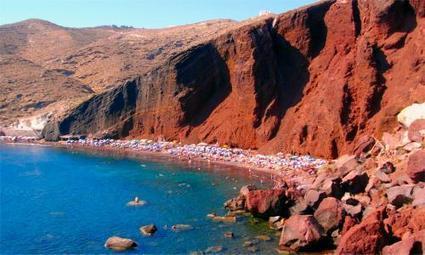 GUIDA DI SANTORINI (GRECIA): LE MIGLIORI SPIAGGE DI SANTORINI | ISOLE GRECHE | Scoop.it