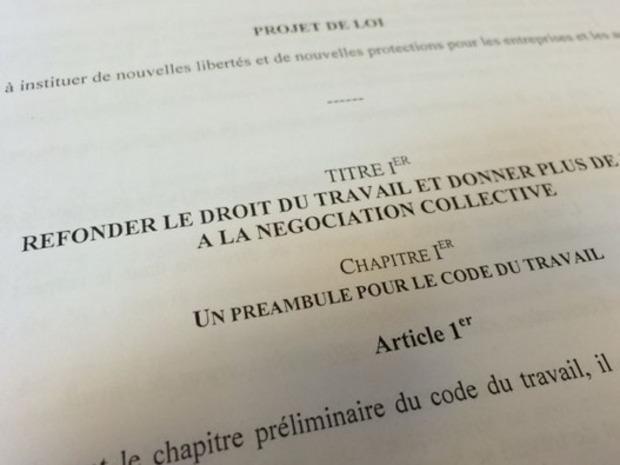 Les professionnels du BTP et de l'architecture opposés à la loi Travail | La Revue de Technitoit | Scoop.it