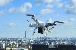 Guerre numérique contre les drones | INFORMATIQUE 2015 | Scoop.it