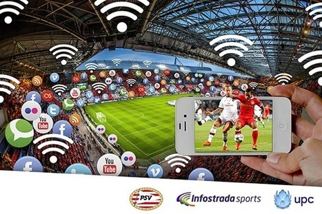 [#Digisport] Le stade connecté : une innovation au service de la stratégie commerciale? | Sportbizz. Digisport. | Scoop.it