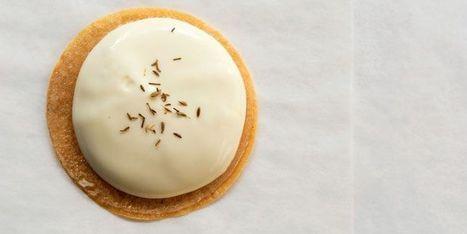 Tarte fine au munster et au cumin | The Voice of Cheese | Scoop.it