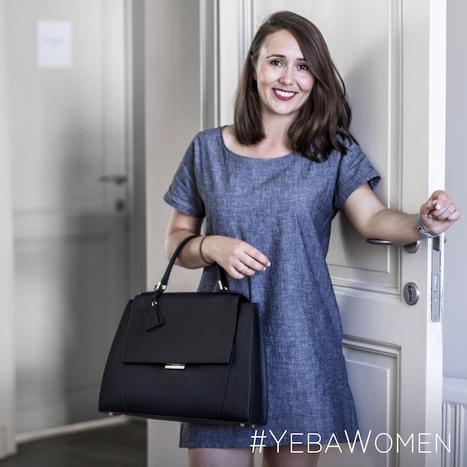 The story of StephanieFellen (Promo 2009) - Yeba Essentials - Novembre 2016 | Alumni HEC Liège | Scoop.it