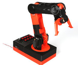 3D Printed Robot Arm | Heron | Scoop.it