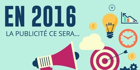 [Infographie] Prédictions Sur La Communication Des Marques en 2016 | Digital marketing and communication | Scoop.it