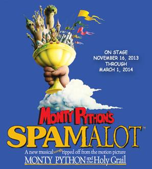 Boulders Dinner Theatre:  Monty Python's SPAMALOT | #COArts | Scoop.it