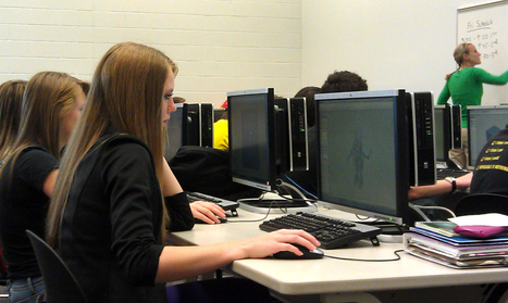 Michigan high school prepares students for the real world - and real high-tech ... - NBCNews.com (blog) | 21st Century Literacy and Learning | Scoop.it