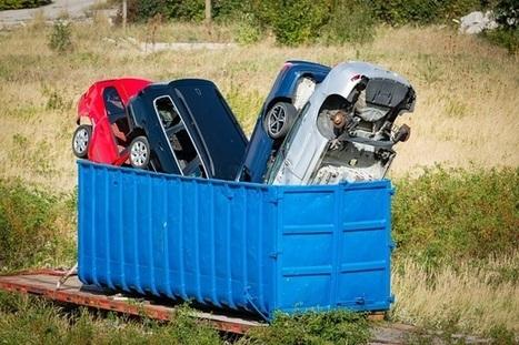 Choose the Right Car Wreckers | Subaru Heaven | Scoop.it