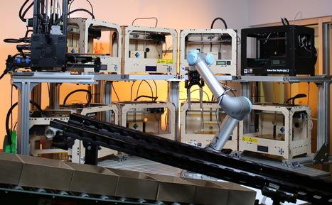 Tend.ai - Cloud Robotics Software for Machine Tending | e.cloud | Scoop.it
