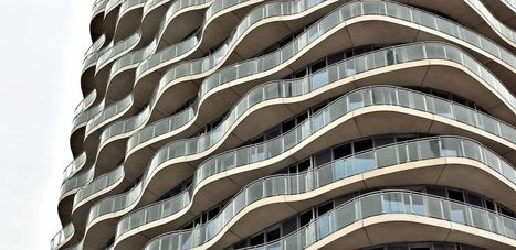 HOOLA precast balconies a team effort from Schöck and Thorp | Glazing Architecture Construction | Scoop.it