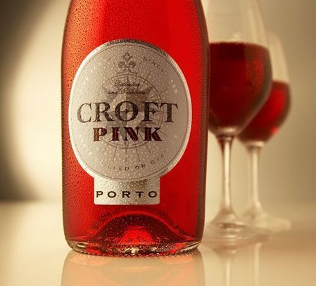 Croft Pink - a new kind of Port | Wine and Port Wine Trends | Scoop.it