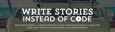21 Stunning WordPress Themes for Telling Stories | Les outils du journalisme | Scoop.it