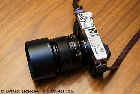 Fujifilm Fujinon XF 56mm F1.2 R Lens Review | Patrick Leong | liveimpression | Scoop.it
