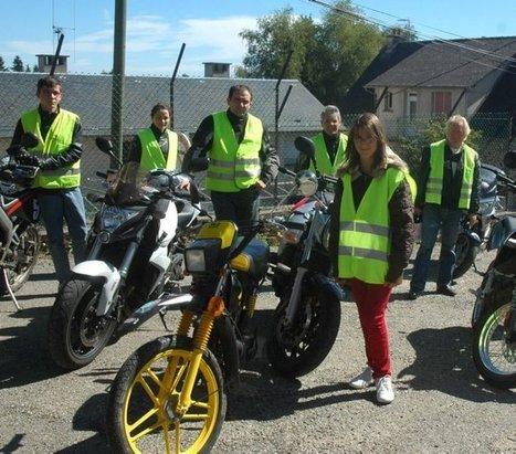 Baraqueville. Sécurité routière pour les deux-roues | Formations auprès des jeunes ERJ et stage moto AFDM | Scoop.it