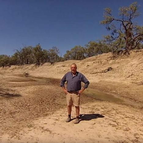 Farmer pleads for help to save Murray Darling Basin | Water Law | Scoop.it