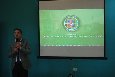 Exitoso Lanzamiento de Comité comunal, por una nueva constitución con Asamblea constituyente. | Asamblea Constituyente | Scoop.it