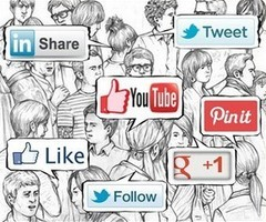 Beyond Marketing: The Organizational Impact of a Social Signal [INFOGRAPHIC] | Social Media Today