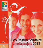 Eco Région Solidaire : appel à projets 2012   Génération en action   Scoop.it