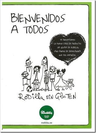 Productos sin gluten en Rodilla - Celíaca pero Contenta | Gluten free! | Scoop.it