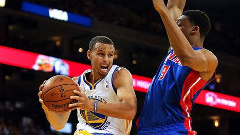 NBA: Stephen Curry's killer instinct | Splash | Scoop.it