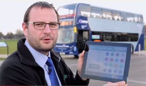 Transport Service Employing new Vehicle Smart Paint Technology | ICT | Scoop.it