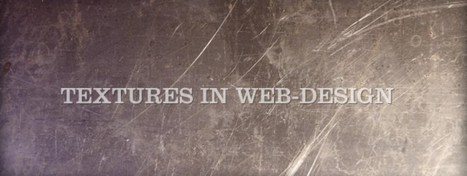 Amazing 20 Textures For Your Next Web Design Project - Web Design Talks | Web Design | Scoop.it